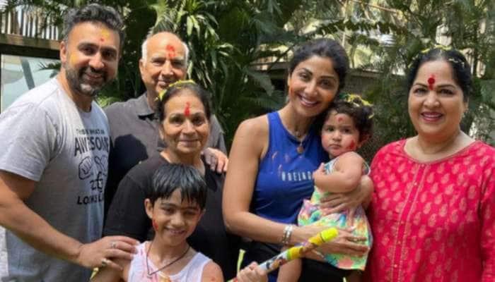 Shilpa Shetty નો આખો પરિવાર કોરોનાથી સંક્રમિત, અભિનેત્રીનો રિપોર્ટ નેગેટિવ