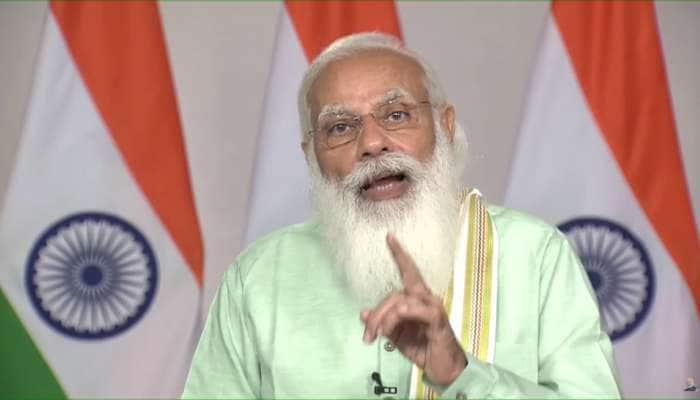 Coronavirus: ભારત અને ભારતીયો હિંમત હારશે નહીં, આપણે લડીશું અને જીતીશું- PM મોદી