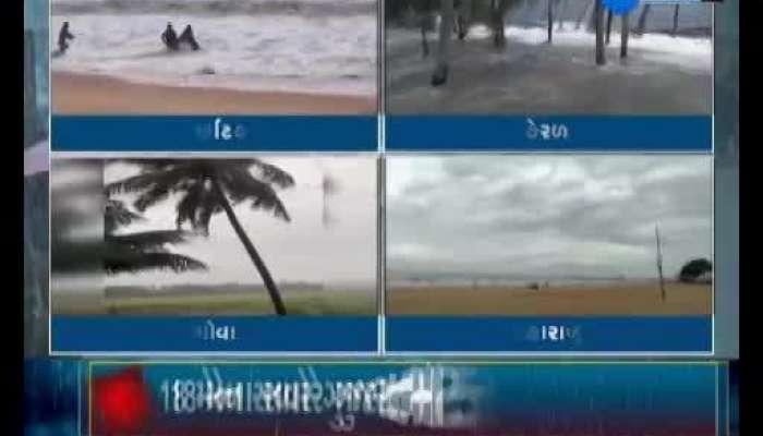 Impact of tornadoes in Karnataka, Kerala, Goa, Maharashtra ...