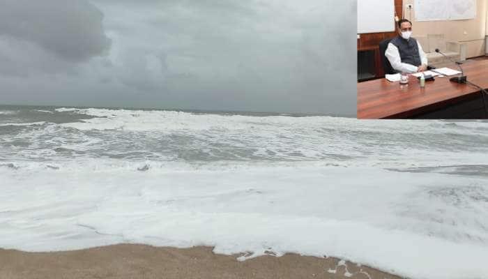 આટલી સ્પીડે ગુજરાત તરફ આગળ વધી રહ્યું છે તૌક્તે, સીએમએ કહ્યું, વાવાઝોડું બદલી શકે છે દિશા