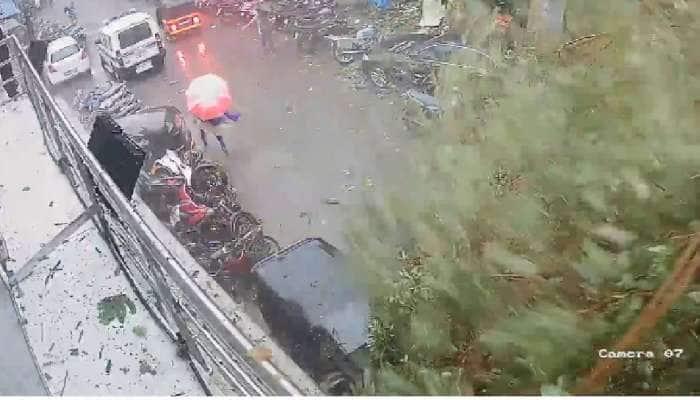 તૌકતેએ મચાવી તબાહી: મુંબઈથી આવેલો આ Video જેણે જોયો તેના હાજા ગગડી ગયા