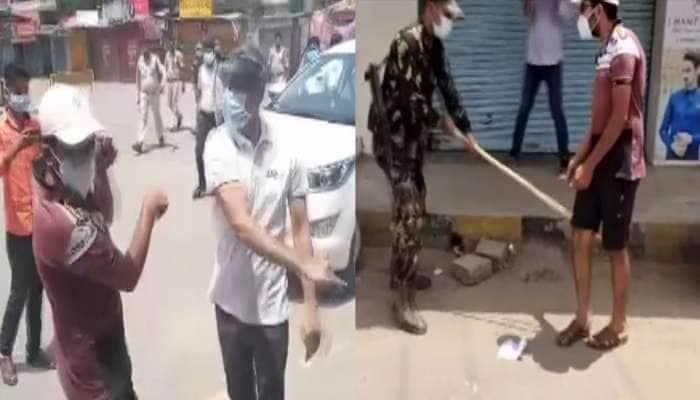 Chhattisgarh: કોરોનાકાળમાં કલેક્ટર ભાન ભૂલ્યા, ફોન તોડી યુવકને માર્યો, હવે CM એ કરી કાર્યવાહી