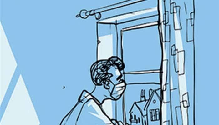 RAJKOT: કોરોના કરતા કોરોનાનો ડર વધારે ઘાતક નિવડ્યો: સૌરાષ્ટ્ર યુનિવર્સિટીનું મહત્વનું સંશોધન