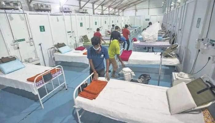 અમદાવાદની ખાનગી કોવીડ હોસ્પિટલમાં ખાલી બેડની સંખ્યામાં ધરખમ વધારો