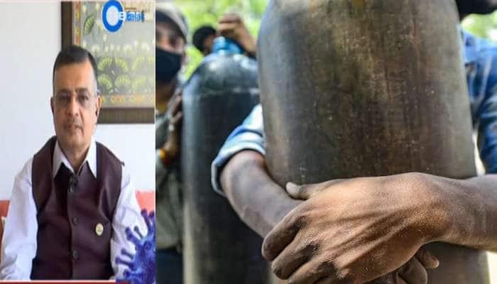 ઈન્ડસ્ટ્રીયલ ઓક્સિજનથી મ્યુકોરમાઈકોસિસ થતો હોવાની માન્યતા ખોટી : ડો પાર્થિવ મહેતા