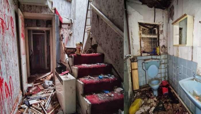 House of Horrors: વર્ષોથી ભૂતોનો વાસ હતો આ ઘરમાં? કાચાપોચા ન જોતા આ 10 ડરામણા PHOTOS