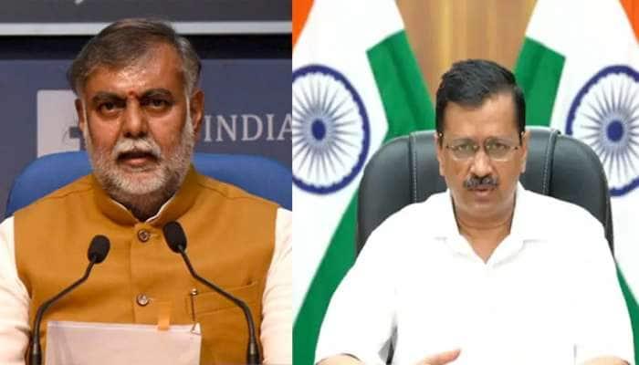 કેન્દ્રીય મંત્રીએ Arvind Kejriwal અને દિલ્હીના ઉપરાજ્યપાલને લખ્યો પત્ર, કહ્યું- CM એ National flag નું કર્યું અપમાન