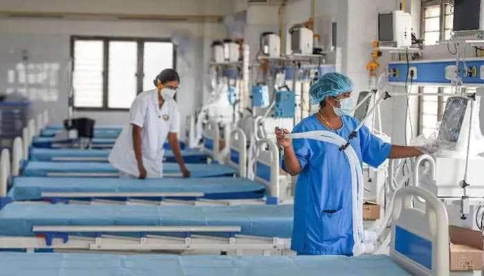 ગાંધીનગરમાં ગમે તે ક્ષણે ચાલુ થઇ શકે તેવી 1200 બેડની કોવિડ હોસ્પિટલ તૈયાર