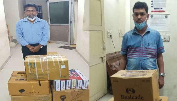 બે બંગાળીઓનું કારસ્તાન, ગુજરાતના ગામડામાં બોગસ તબીબ બની કરી રહ્યા હતા સારવાર