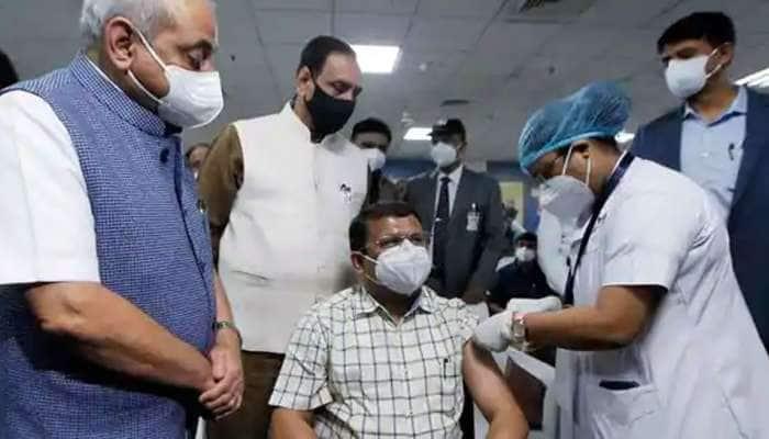 Gandhinagar: રોજનાં સવાબે લાખ યુવાનોનું રસીકરણ કરાશે, CM નો મહત્વપુર્ણ નિર્ણય