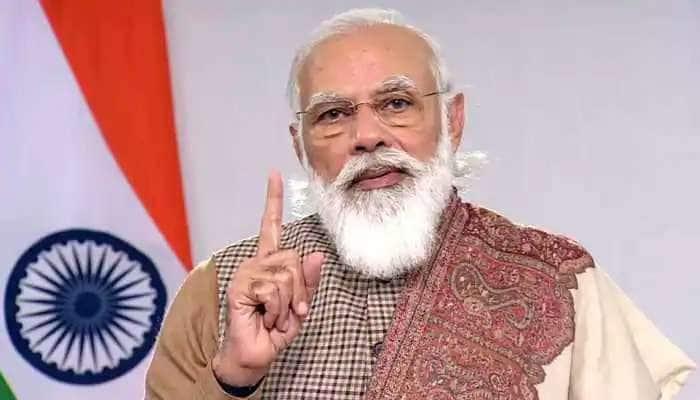 PM મોદી આજે સાંજે દેશને કરશે સંબોધન, જનતાને આપી શકે છે આ સંદેશ