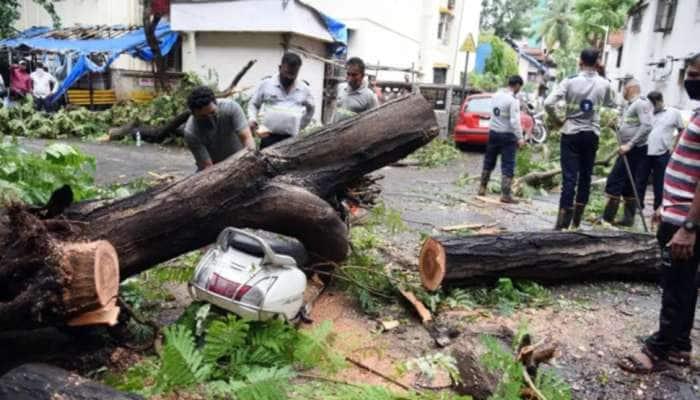 ગુજરાતને 28 કલાક ઘમરોળનાર વાવાઝોડા મામલે કેન્દ્ર સમક્ષ રાજ્ય સરકારે કરી આ રજૂઆત