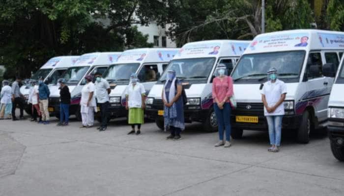 Surat: સંજીવની રથમાં સવાર 442 MBBS ના વિદ્યાર્થીઓએ અનેક કોરોના દર્દીની કરી સારવાર