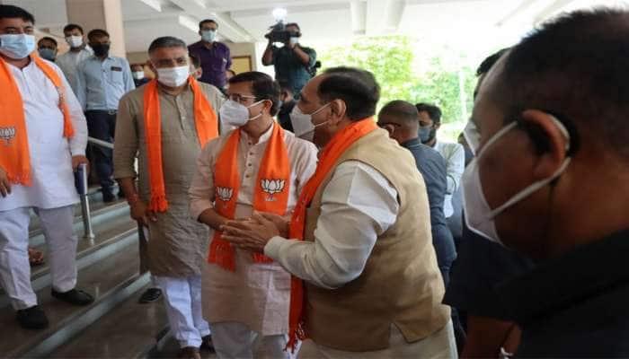 ભાજપ પ્રભારીના ગુજરાત પ્રવાસ સાથે જ રાજકીય અટકળો શરૂ, શરૂ થઈ આક્ષેપબાજી