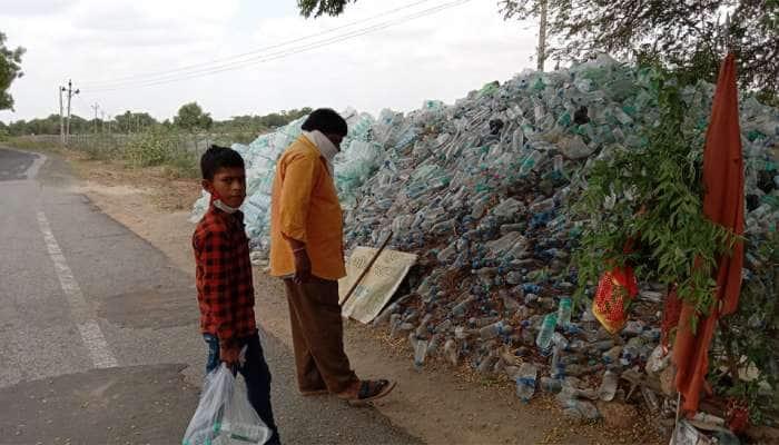 ગુજરાતનું એક એવું સ્થળ, જ્યાં માનતા પુરી થાય તો લોકો સેંકડો પાણીની બોટલો ચડાવે છે