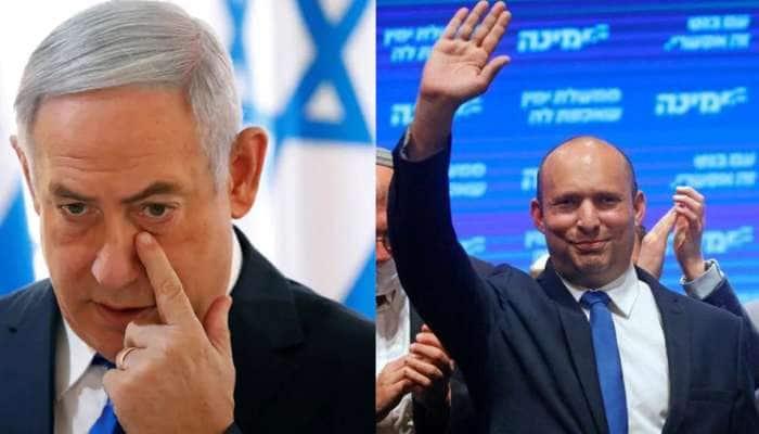 ઈઝરાયેલમાં 'નેતન્યાહૂ યુગ'નો અંત, Naftali Bennett એ સંભાળી દેશની કમાન