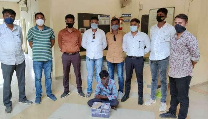 Bhavnagar: SOGએ ગાંઝાના જથ્થા સાથે એક વ્યક્તિની ધરપકડ કરી