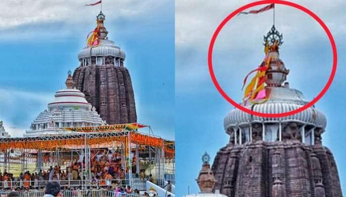 કેમ જગન્નાથ મંદિરમાં હંમેશા હવાથી વિપરીત દિશામાં ફરકે છે ધજા? વિજ્ઞાન પાસે પણ નથી જવાબ, આજ સુધી નથી ઉકેલાયા આ અનેક રહસ્યો...