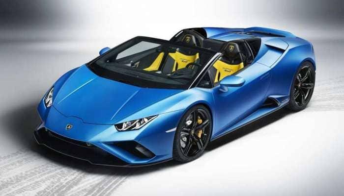 LAMBORGHINI ની SUPER SPORTS CAR ભારતમાં થઈલોન્ચ, માત્ર 3.5 સેકેન્ડમાં કાર પકડી લેશે પ્લેનની રફતાર!