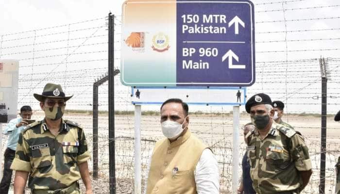 India-Pakistan સરહદ પરના 'ઝીરો પોઇન્ટ' ખાતે સુવિધાઓ વિકસાવાશે: વિજય રૂપાણી