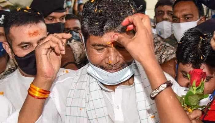 Bihar: પશુપતિ પારસ બન્યા LJP ના અધ્યક્ષ, રાષ્ટ્રીય પરિષદની બેઠકમાં લેવાયો નિર્ણય