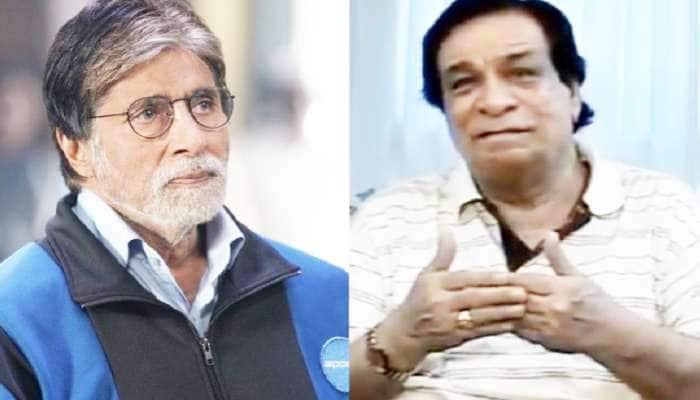 Amitabh Bachchan ને કાદર ખાન સાથે કઈ વાતે પડ્યું હતું વાંકુ? જેણે જીવ બચાવ્યો એ જ દોસ્તને કેમ ભૂલી ગયા અમિતાભ?