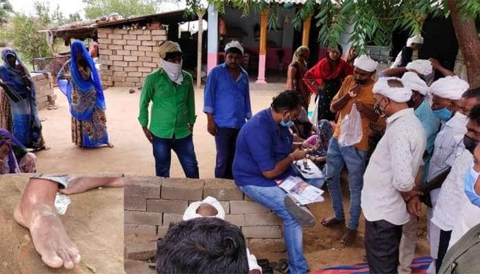 Dantiwada: ગુંદરીમાં એક જ પરિવારમાં શંકાસ્પદ એપેડેમિક ડ્રોપ્સીના 7 કેસ, 2ના મોત