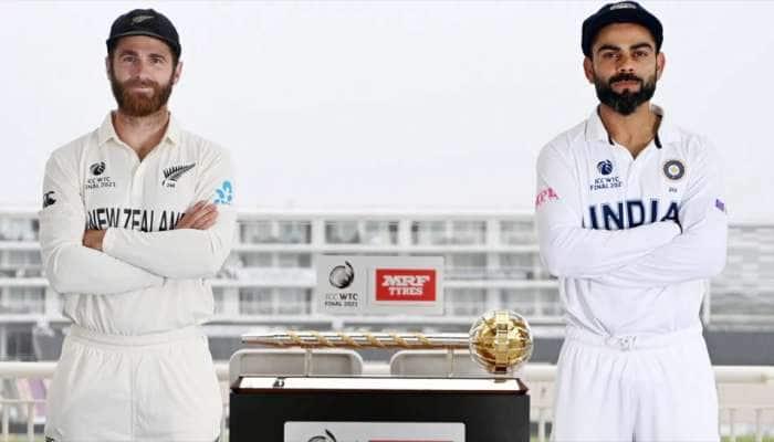 IND vs NZ WTC Final: બીજા દિવસની રમત સમાપ્ત, ભારત 146/3, વિરાટ-રહાણે ક્રિઝ પર