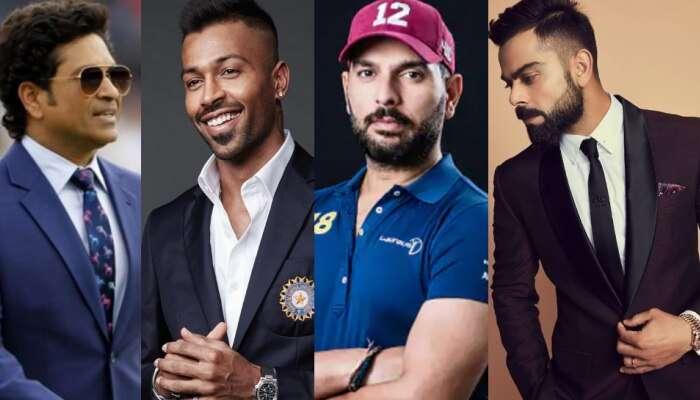 આ ક્રિકેટરો પાસે છે સૌથી મોંઘા ઘર, Photos જોઈને લાગશે 5 સ્ટાર હોટલ