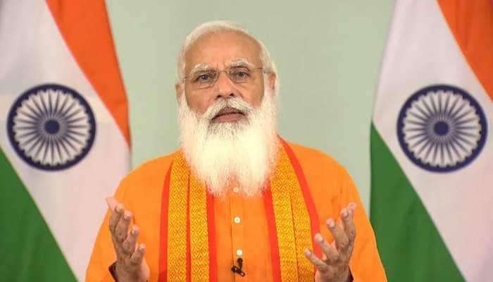 Yoga Day 2021: 'યોગ પાસે દરેક માટે કોઈને કોઈ સમાધાન જરૂર છે', જાણો PM મોદીના સંબોધનની મહત્વની વાતો