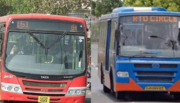 AMTS-BRTS બસમાં મુસાફરી માટે વેક્સીન જરૂરી, અમદાવાદના મેયરે લોકોને કરી અપીલ