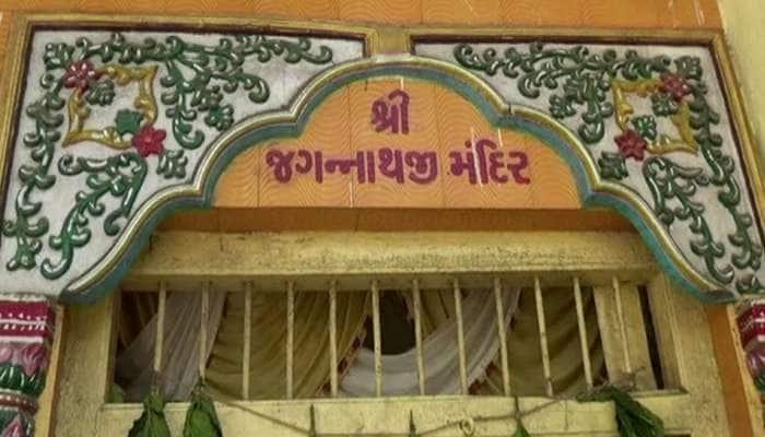 Junagadh માં ભગવાન જગન્નાથજીની રથયાત્રાને લઈને તૈયારીઓ શરૂ