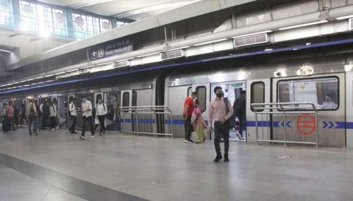 Kisan Aandolan ની આશંકાના લીધે બંધ રહેશે Delhi Metro ના 3 સ્ટેશન