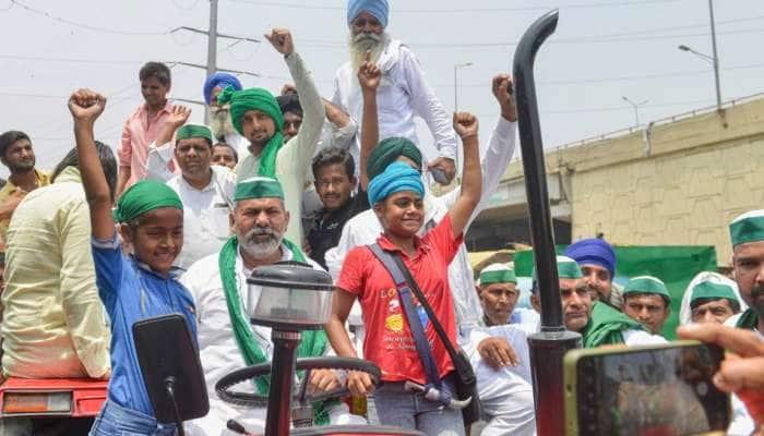 Farmers Protest: ફરી મજબૂત થઈ રહ્યું છે કિસાન આંદોલન, રાકેશ ટિકૈતે કરી નવી જાહેરાત