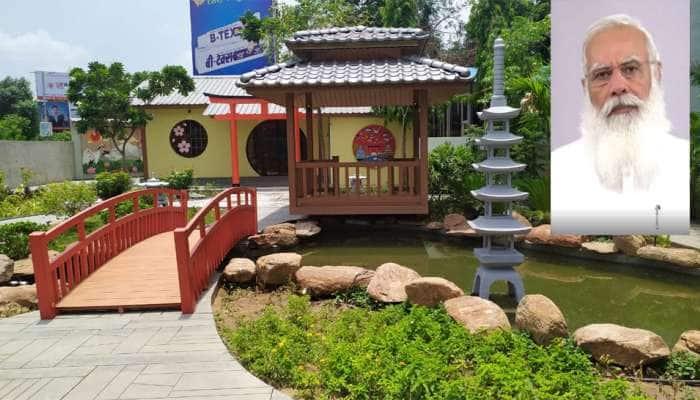 પીએમ મોદીએ અમદાવાદમાં જાપાની ઝેન ગાર્ડનનુ વર્ચ્યુઅલ ઉદઘાટન કર્યું, કહ્યું-બે દેશોના સંબંધ મજબૂત બનશે