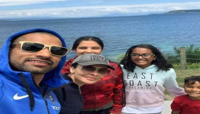 Shikhar Dhawan અને તેમની પુત્રીની ઉંમર વચ્ચે છે માત્ર 15 જ વર્ષનું અંતર! નવાઈની વાત છે, આવું કઈ રીતે બન્યુ