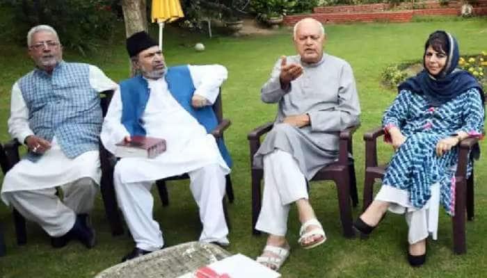 Jammu & Kashmir: મુખ્ય ચૂંટણી કમિશનરની સાથે 6-9 જુલાઈ સુધી જમ્મુ-કાશ્મીરનો પ્રવાસ કરશે સીમાંકન પંચ, રાજકીય દળો સાથે થશે ચર્ચા