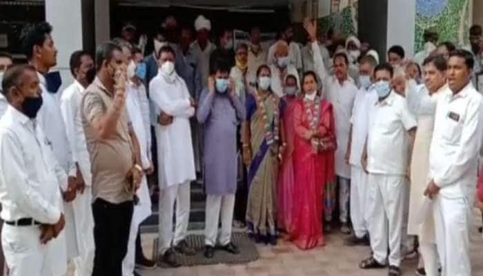 કેન્દ્ર સરકારના ડ્રિમ પ્રોજેક્ટ સામે ઉત્તર ગુજરાતી ખેડૂતોનો વિરોધ, કોંગ્રેસ પણ ખેડૂતોની પડખે ચડી
