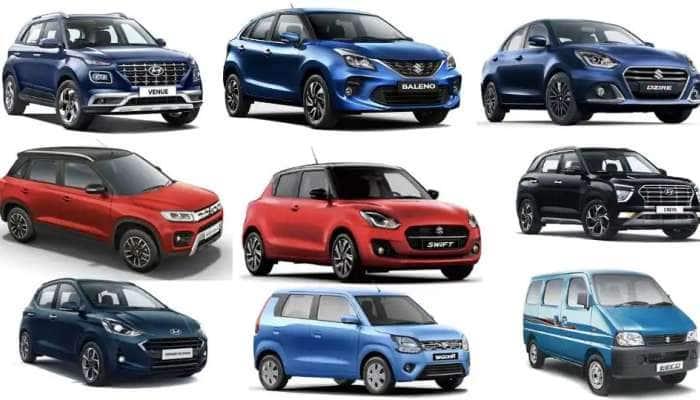 Best selling car company in June: જૂન મહિનામાં કોણ ઉપર, કોણ નીચે? કઈ કાર કંપનીને ફળ્યો જૂન મહિનો?