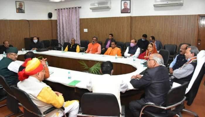 Uttarakhand ને 3 મહિના બાદ ફરીથી મળશે નવા CM? શનિવારે ભાજપ વિધાનસભા પક્ષની બેઠક