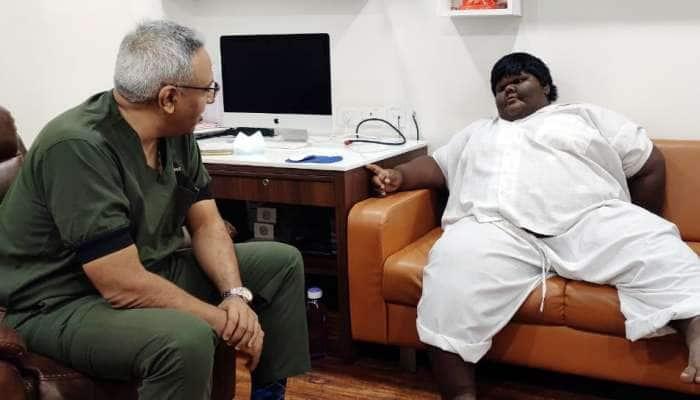 અમદાવાદ: 160 કિલો વજનના બાળકની કરાઈ બેરિયાટ્રિક સર્જરી, સાગરનું વજન બન્યું તેનું દુશ્મન