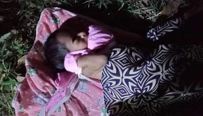 રાજકોટ બાદ જૂનાગઢમાં ત્યજી દેવાયેલુ બાળક મળ્યું, કોઈ પાપ છુપાવવા ઝાડીમાં મૂકીને ગયું