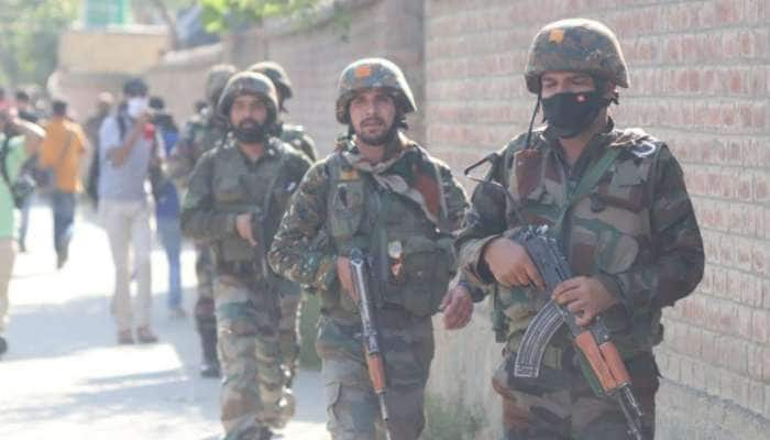 Jammu Kashmir: સુરક્ષાદળોને મોટી સફળતા, હંદવાડામાં આતંકી અથડામણમાં હિજબુલના ટોપ કમાન્ડરનો ખાતમો