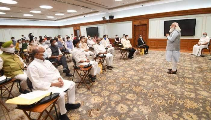 modi cabinet reshuffle: સિંધિયા, રાણે, પશુપતિ પારસ સહિત 43 નેતાઓ બનશે મંત્રી, સામે આવ્યું લિસ્ટ