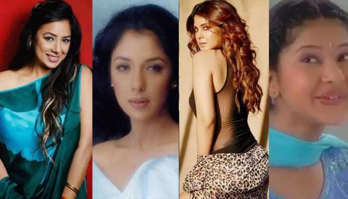 ડેબ્યૂના સમયે આટલી ભોળી લાગતી હતી આ ટીવી અભિનેત્રીઓ, Nia Sharma તો ઓળખાતી જ નથી