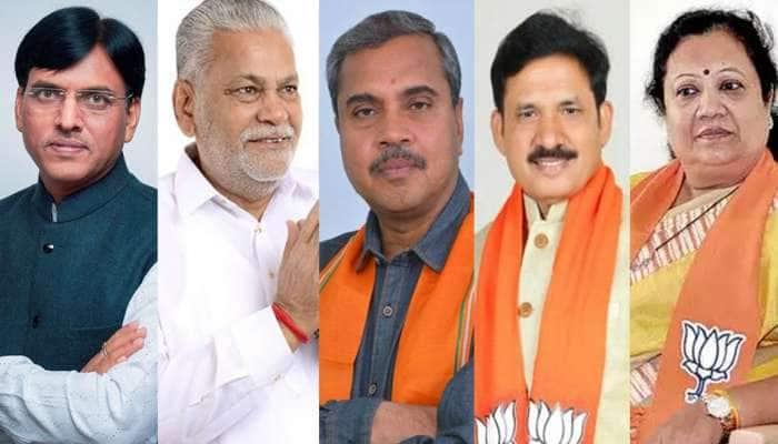 PM મોદી મંત્રીમંડળમાં ગુજરાતના આ 5 મંત્રીઓને જાણો કઈ જવાબદારીઓ સોંપવામાં આવી