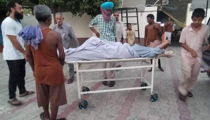 ભુજ: વિવાદ અને ચર્ચામાં રહેતી G K હોસ્પિટલે માનવતા મહેકાવી, બિનવારસુ દર્દીની કરી સારવાર