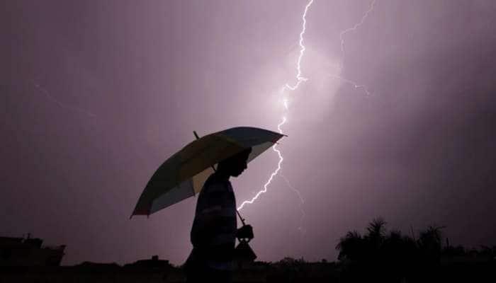 આકાશી આફતનો કહેર, વીજળી પડવાના કારણે UP માં 37 અને રાજસ્થાનમાં 18 લોકોએ જીવ ગુમાવ્યા