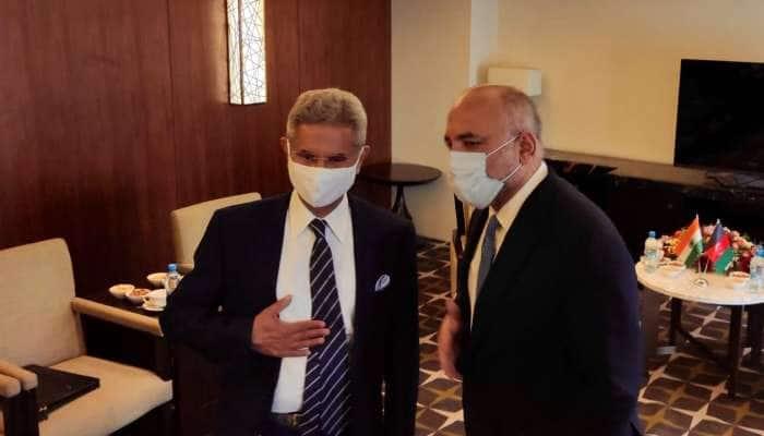 SCO ની બેઠક પહેલા જયશંકરે અફઘાન વિદેશ મંત્રી સાથે કરી મુલાકાત, વર્તમાન સ્થિતિ પર થઈ ચર્ચા