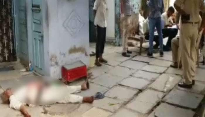 ગુનાખોરી બાબતે હવે અમદાવાદ પણ સુરતનાં રસ્તે? જમાલપુરમાં જાહેરમાં વૃદ્ધની હત્યા